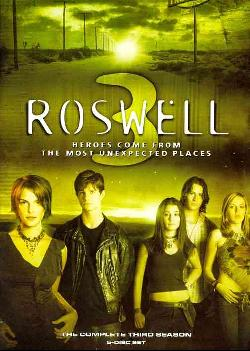 Roswell: Season 3 (DVD)