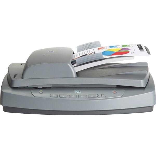 HP Scanjet 7650 Sheetfed Scanner