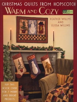 Christmas Quilts From Hopscotch: Warm and Cozy, Merry and Bright (Paperback)