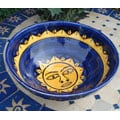 Ceramic Sun Smile Bowl (Morocco)