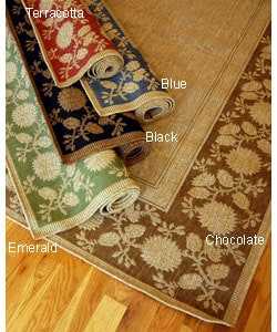 Summervine Polypropylene Area Rug (7'10 x 11'2)