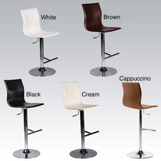 Adjustable Height Swivel Stool