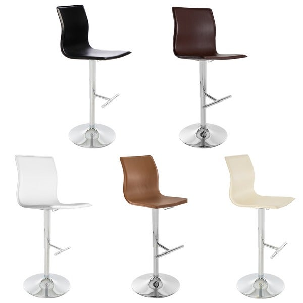 Adjustable Height Swivel Stool (As Is Item)