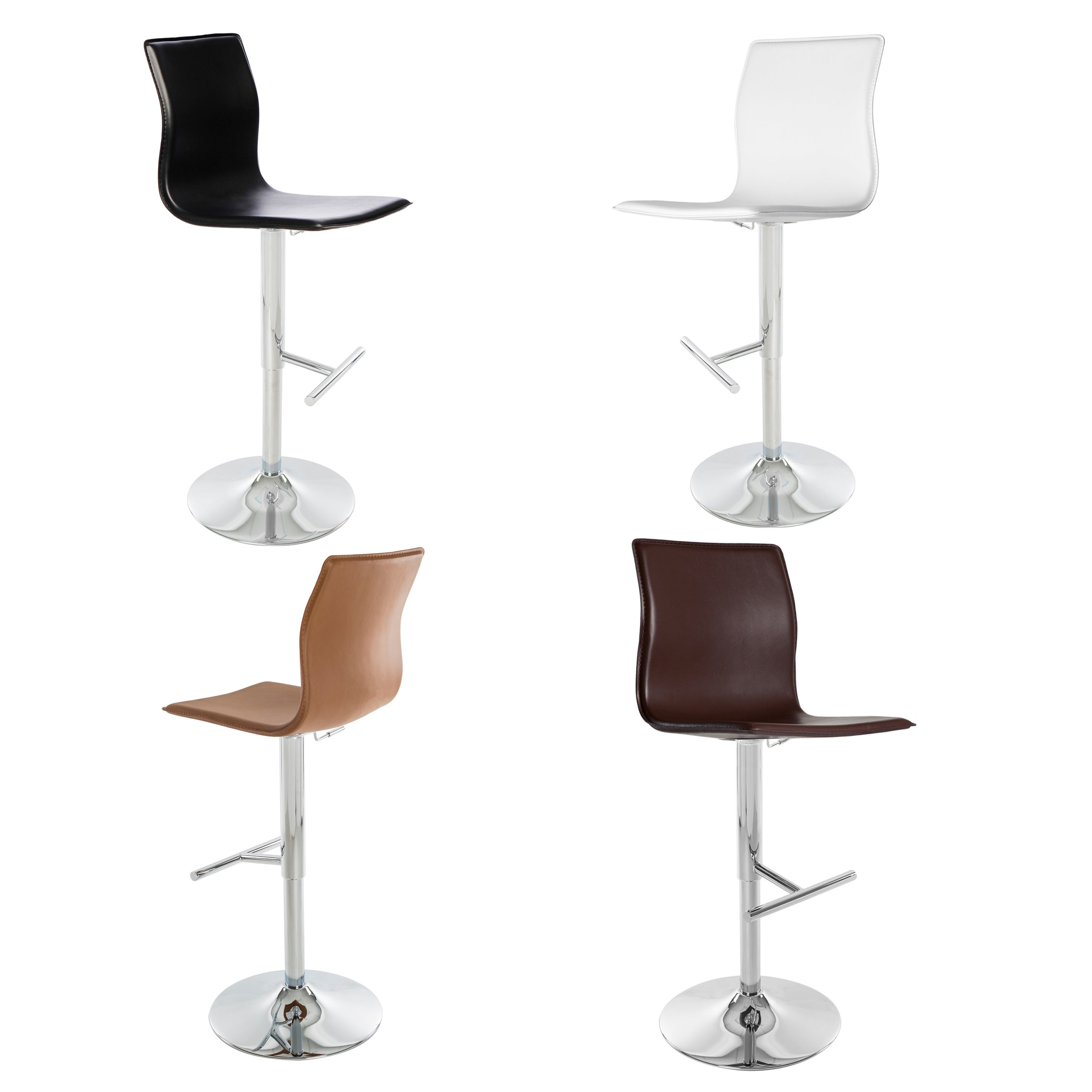 AT HOME by O Adjustable Height Swivel Stool at Sears.com