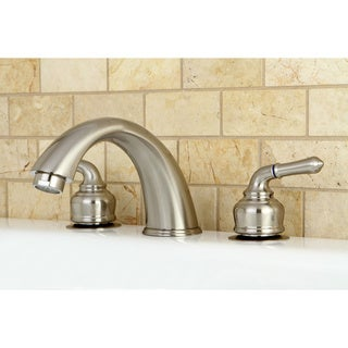 Magellan Satin Nickel Roman Tub Filler
