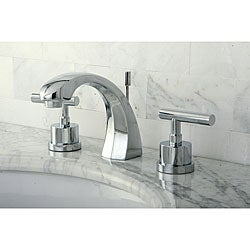Concord Widespread Chrome Bathroom Faucet