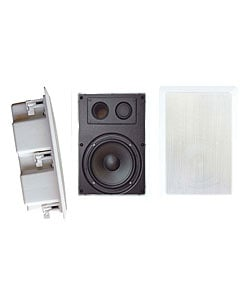 PylePro 6.5-inch Two-way Enclosed Speaker System