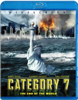 Category 7: The End Of The World (Blu-ray Disc)
