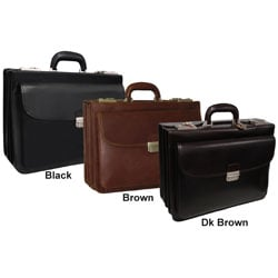 Amerileather Modern Attache Executive Briefcase