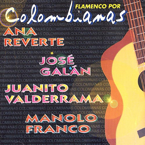 Various Artists - Flamenco Por Colombianas [Import]