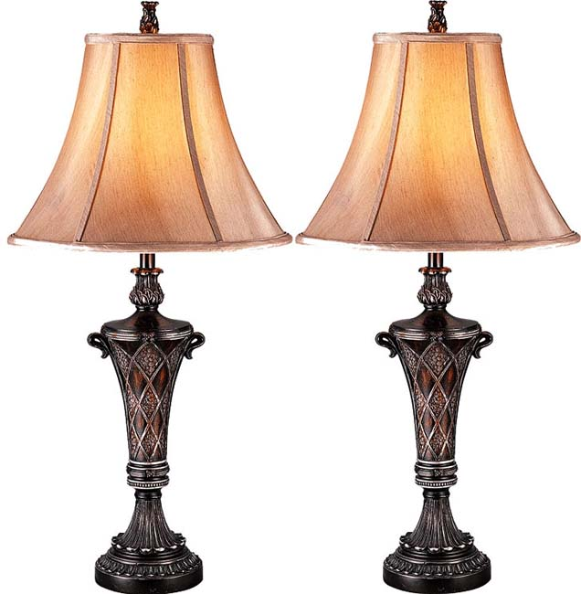 Loire Table Lamps (Set of 2)
