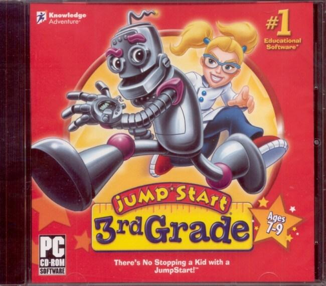 PC - JumpStart 3rd Grade