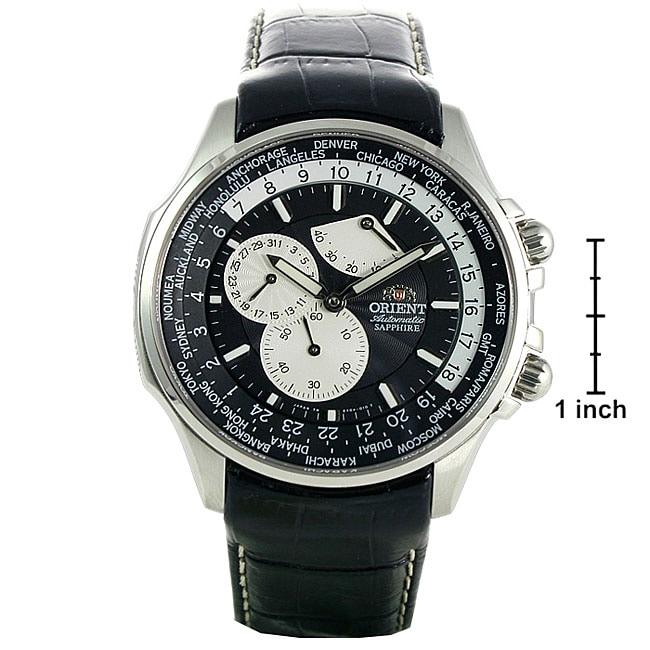 Orient Automatic Power Reserve Watch