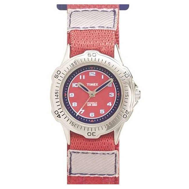 Timex Kid's My First Sports Red Watch