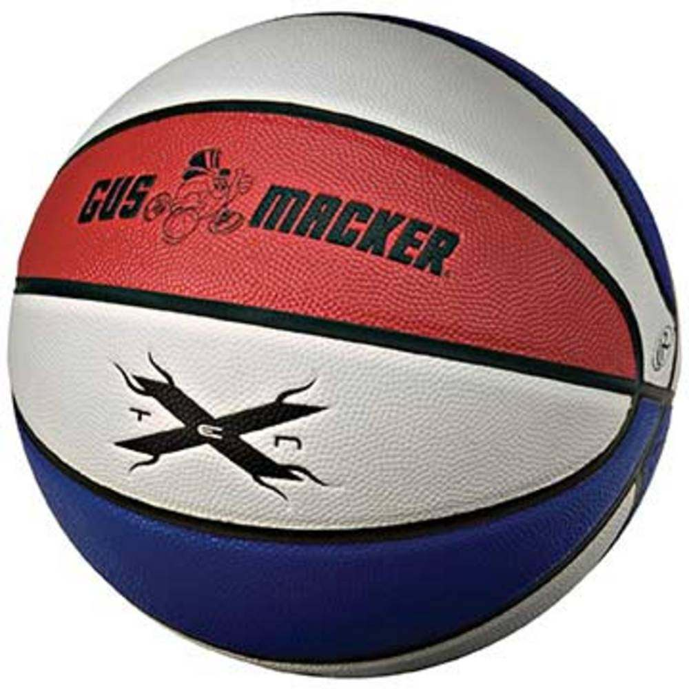 gus macker basketballs