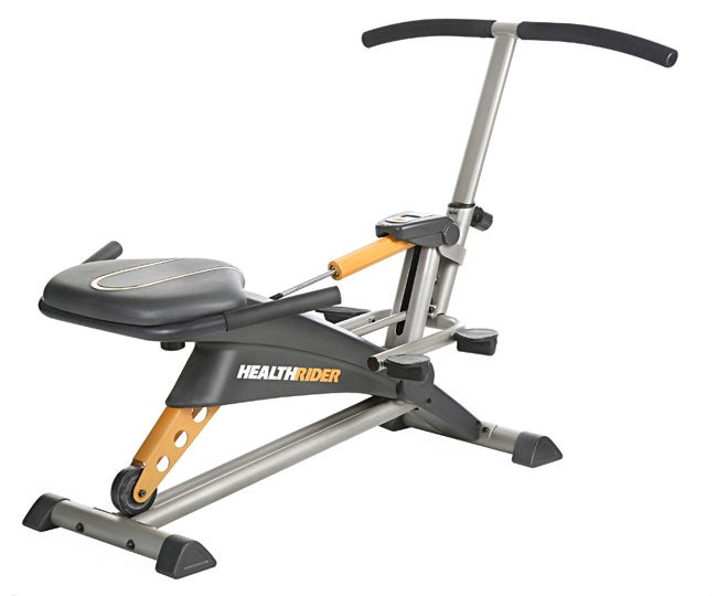 health glider exercise machine