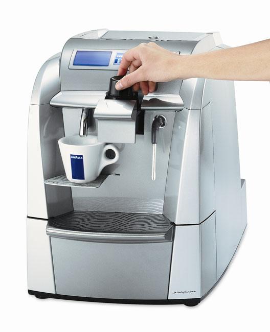 saeco lavazza blue 2210 espresso machine 11116923. Black Bedroom Furniture Sets. Home Design Ideas