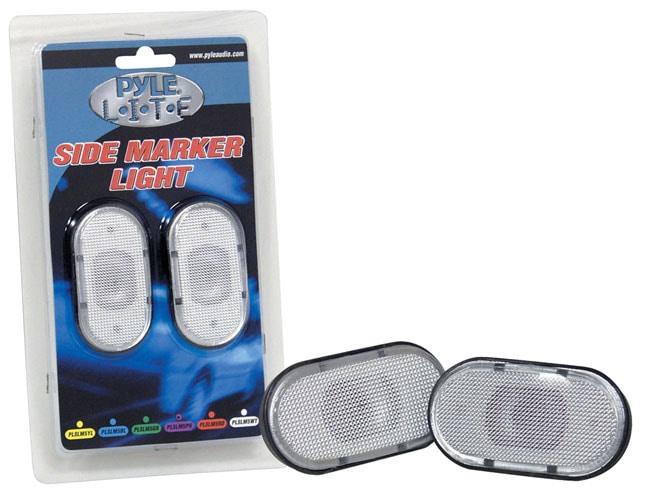 Pyle Blue LED Side Marker Light