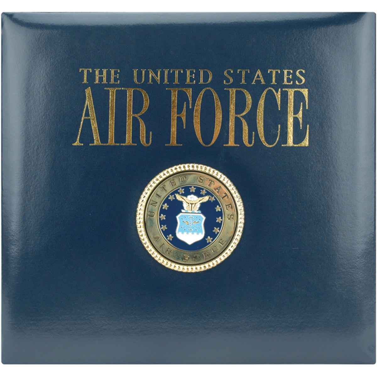 K & COMPANY Postbound Air Force Scrapbook Album at Sears.com