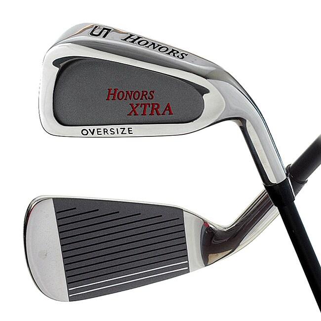 Honors Xtra Oversized Golf Iron Set