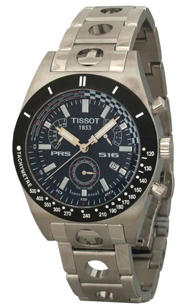 Tissot Men's T-Sport PRS 516 Retrograde Watch