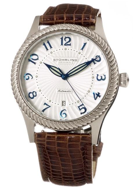 Stuhrling Original 'Caesar II' Men's Antique Watch