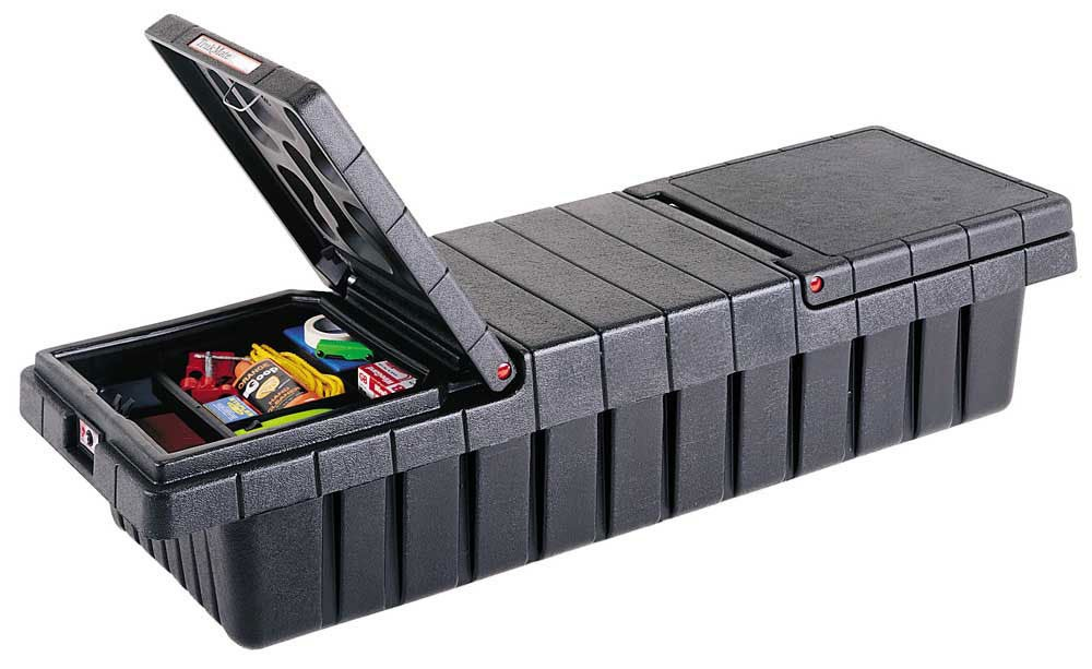 Titan Compact Gull Wing Crossover Tool Box Overstock
