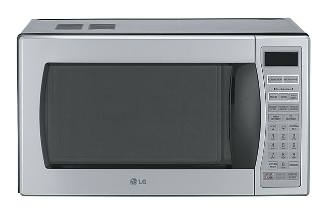 Countertop Microwave Lg : LG Countertop Convection Microwave (Refurb) - Overstock? Shopping ...