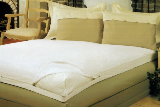 Euro Sack Featherbed Cover