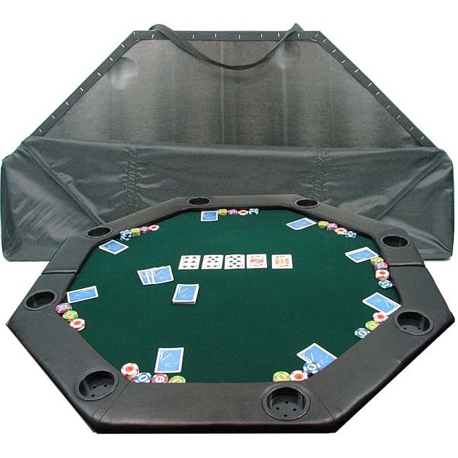 High Quality 52 inch Padded Octagonal Poker Table Top