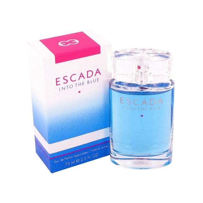 Escada Into The Blue Women's 2.5 oz EDP Spray