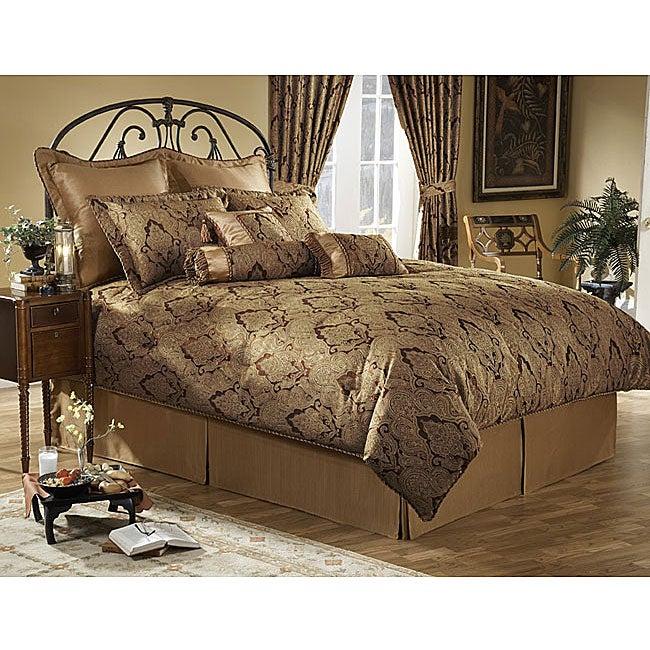 Luxury Danbury Premier King Size Comforter Set Overstock Shopping Great