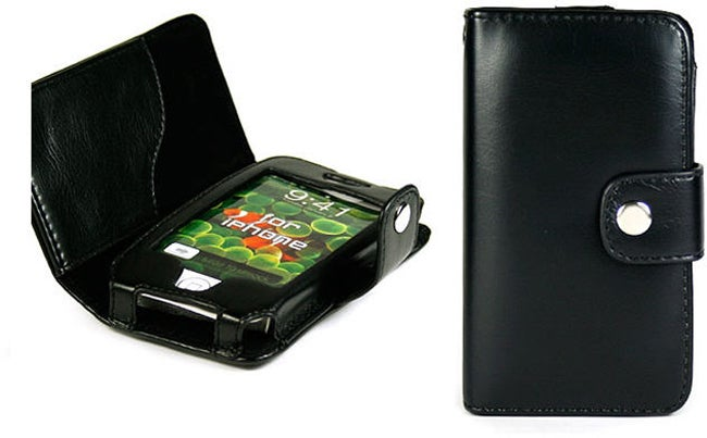 Apple iPhone Leather Wallet Design