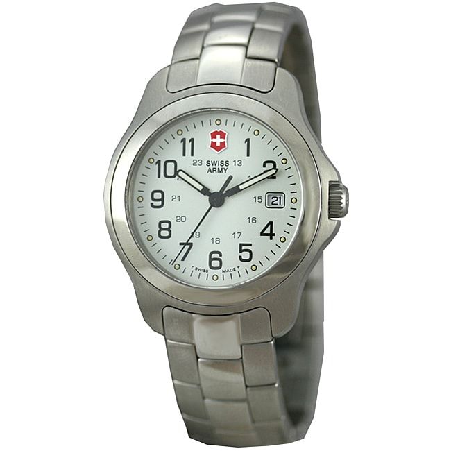 swiss army officers men 39 s quartz watch 11267431