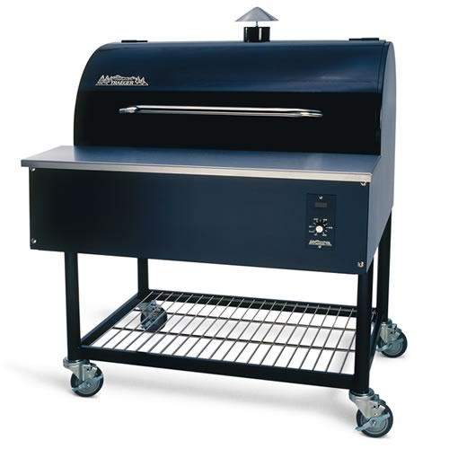 Traeger BBQ 125 Executive Pellet Grill and Smoker