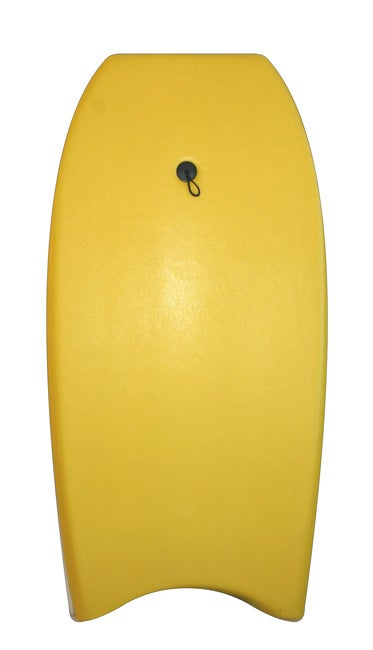 MBS Sport 37-inch Yellow Bodyboard