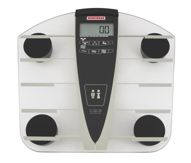 Soehnle Pacific Body Balance Bathroom Scale 11300490
