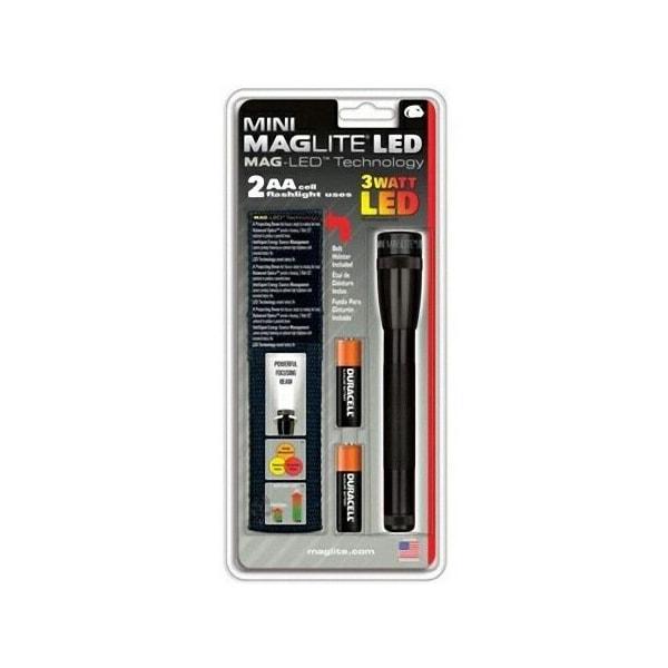 Mini Maglite LED 2-cell AA Flashlight