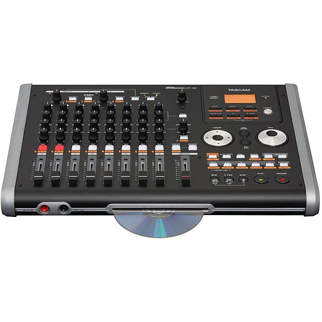 Tascam DP-02 Digital Multitrack Recorder