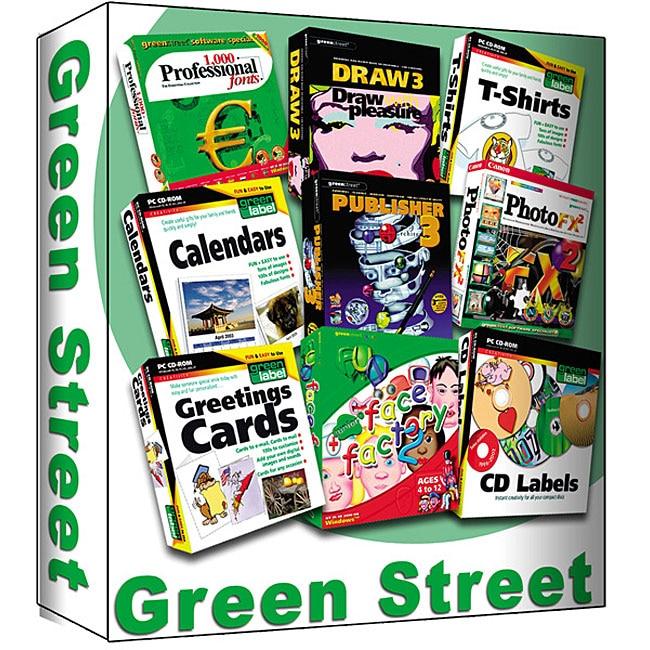 GreenStreet Bundle Software