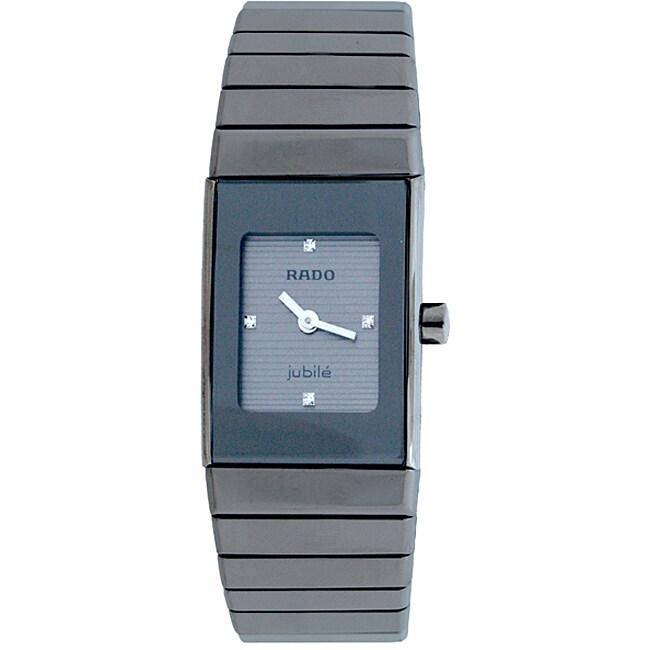 Часы rado jubile мужские - почти оригинал из керамики.