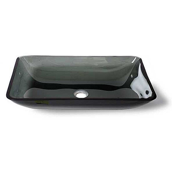 Kistna Glass Vessel Bathroom Sink