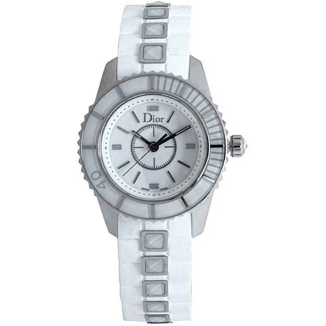 Christian Dior Women's Christal Sapphire Watch - 11360520 ...