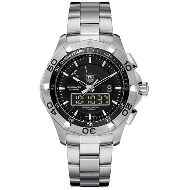 Tag Heuer Aquaracer Chronotimer Men's Watch