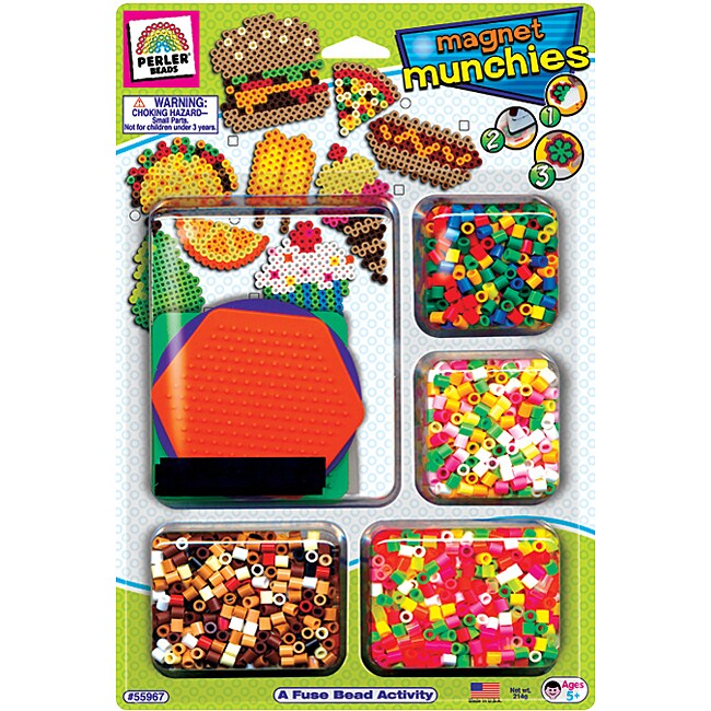 perler fuse bead activity kit 11372262 overstock