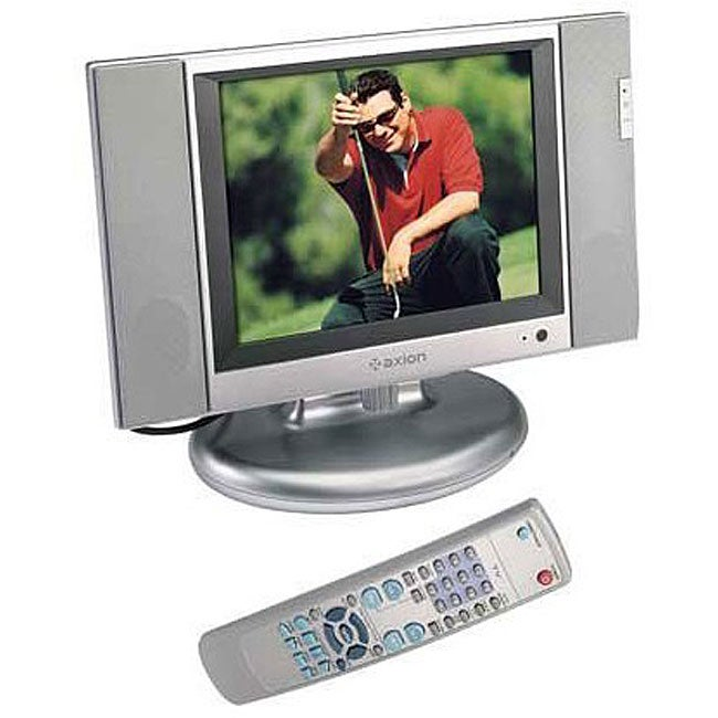 Axion 16 3350 8 Inch Lcd Portable Tv Refurbished Overstock Shopping Top Rated Axion Lcd Tvs