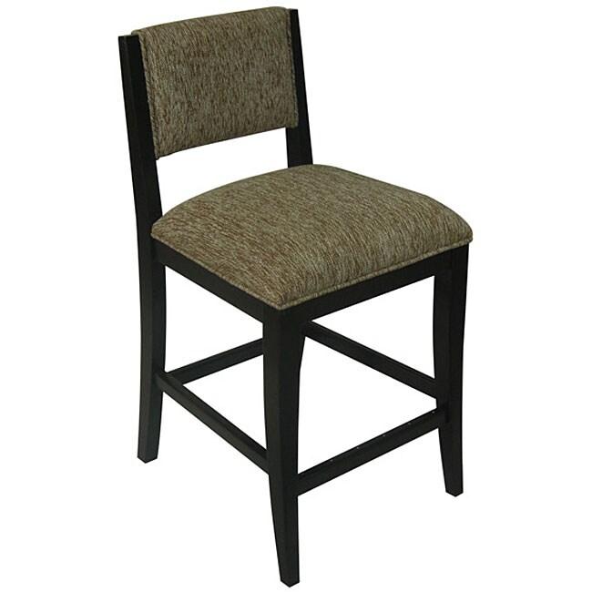Soho Espresso Counter Chair (Set of 2)