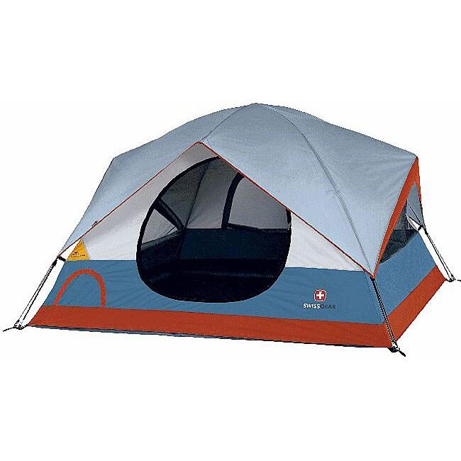 Wenger 8-foot Square Grindelwald I Sport Dome Tent