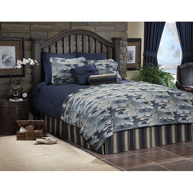 Marlin King 4-piece Comforter Set