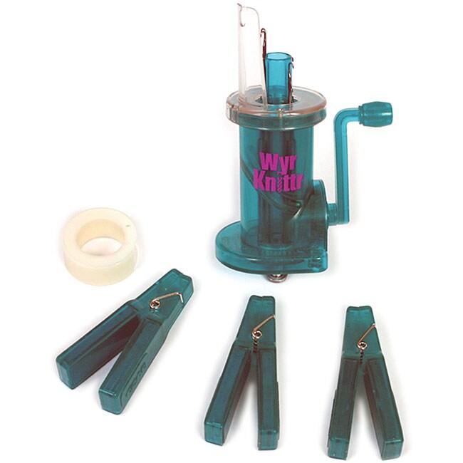 'Wyr Knittr' Wire Knitting Craft Tool
